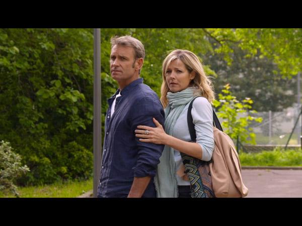 Jimmy et Béné soudés pour sauver Aurélie en danger