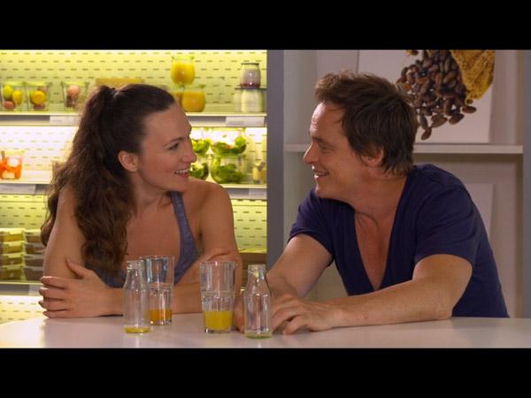 Peter et Valentina bientôt amoureux ?