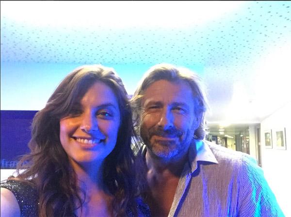 Prêt pour la saison 2 de La vengeance aux yeux clairs 2017 de TF1 / Photo @LMilotOfficiel