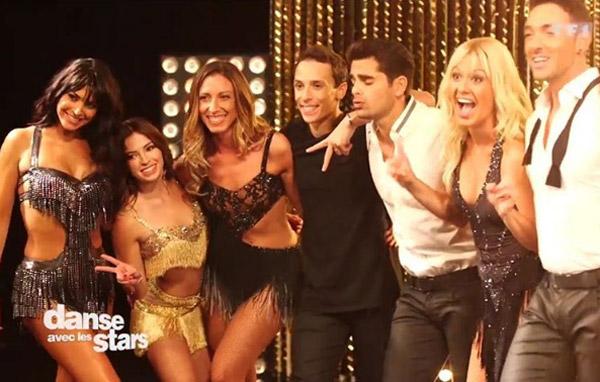 Les danseurs de DALS 7 révélés / Facebook Marie Denigot