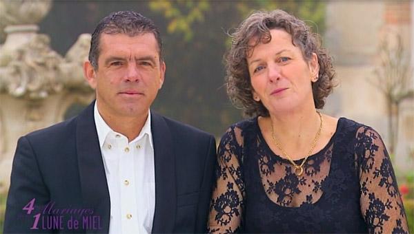 Vos avis et commentaires sur le mariage de Marie Odile et Olivier dans 4 mariages pour 1 lune de miel