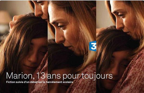 Avis et commentaires sur Marion 13 ans pour toujours sur France 3