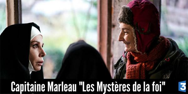 Capitaine Marleau sur France 3 avec Victoria Abril : vous aimez ?