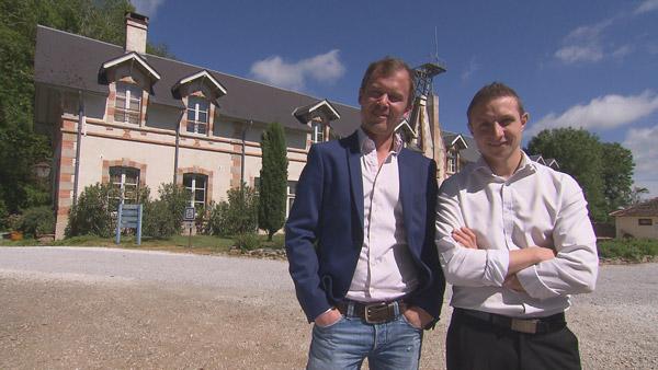 Avis et commentaires sur l'hôtel de Matthieu et Benjamin de Bienvenue à l'hôtel / Photo F1