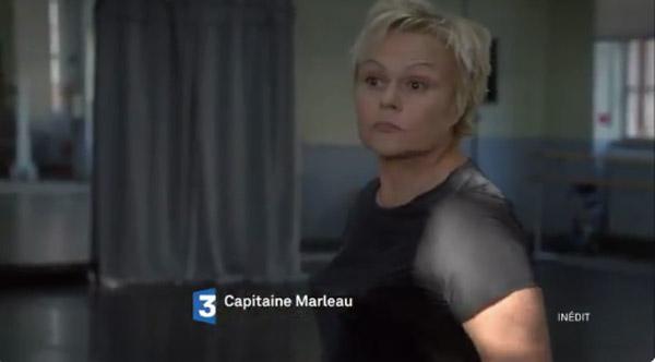 Les critiques sur Capitaine Marleau avec Muriel Robin le 13/09/2016