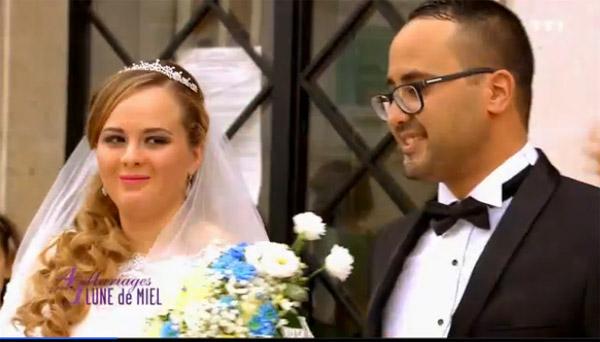 Vos avis et commentaires sur Nadia et Aziz de 4 mariages sur TF1