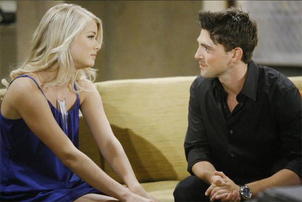 La romance Noah et Courtney des feux de l'amour va-t-elle tenir malgré les mensonges ?