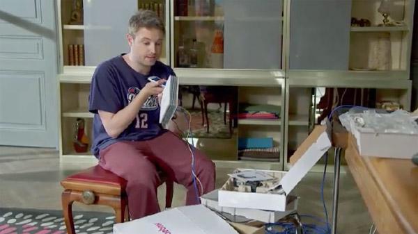 Nathan en galère avec la box internet