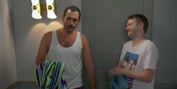 Francesco en train de craquer pour Mélanie ?