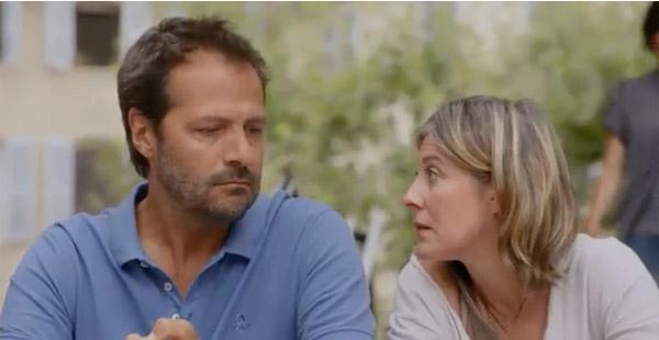 Franck a peur qu'Estelle veuille la séparation, Laetitia est là comme confidente
