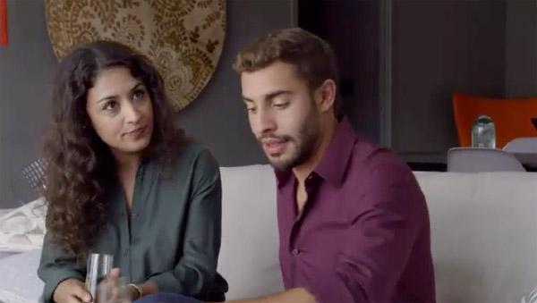 La quiétude du couple Vanessa / Abdel va-t-elle être perturbée par la nouvelle femme?