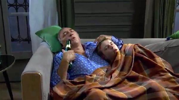 Nathan dans les bras de Charles : une soirée déprile