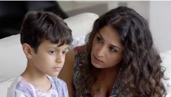 Jordan traite sa mère Vanessa de p*te