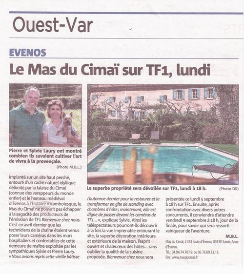 Sylvie et Pierre dans Bienvenue chez nous du 5 au 09/09 : l'inédit de retour !