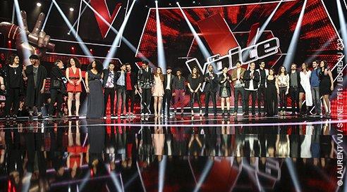 Les jurés The voice 2016 pour la saison 6 de tF1