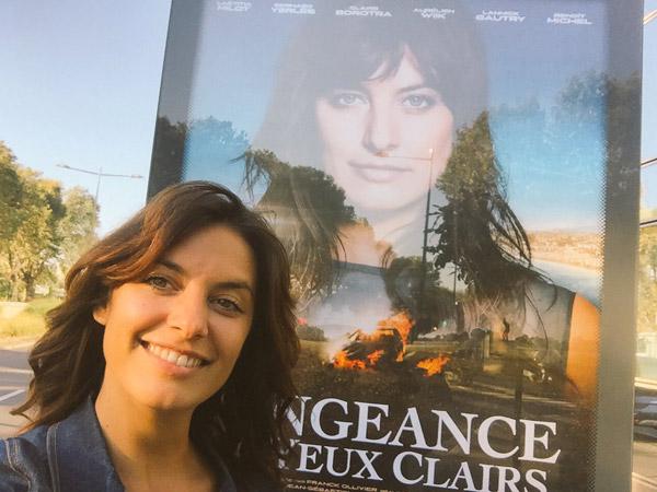Les commentaires et critiques sur La vengeance aux yeux clairs de TF1 / Photo @LMilotOfficiel