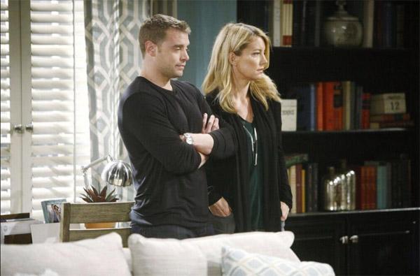 William va-t-il tromper Victoria  avec Kelly ? / Photo CBS