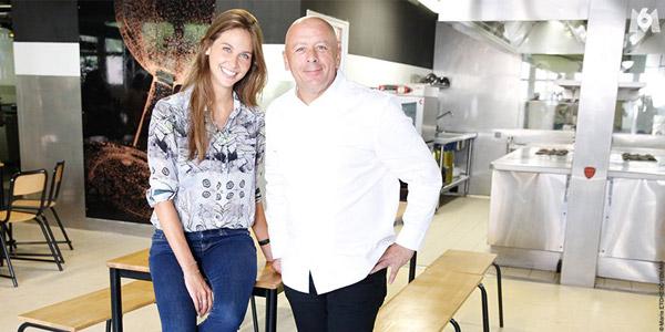 Vos avis sur zone interdite Thierry marx et son école de cuisine / Photo M6