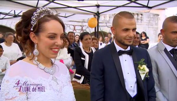Avis et commentaires sur Tatiana et Ali dans 4 mariages pour 1 lune de miel