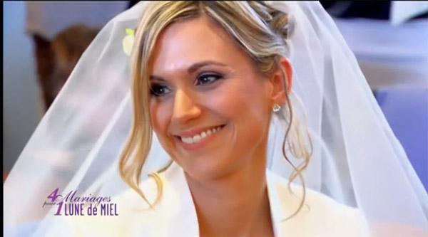 Vos avis sur la mariée Stéphanie qui épouse Jamel dans 4 mariages pour 1 lune de miel