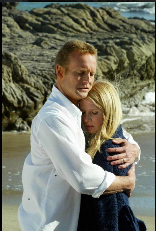 Paul et Cricket amoureux et prêt pour avoir un enfant / CBS