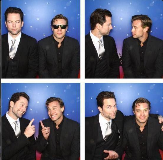 Adam et William la guerre dans les feux de l'amour : qui va s'en sortir ? / Photo twitter