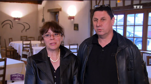Avis et commentaires sur l'hôtel de Marie Reine et Luc dans Bienvenue à l'hôtel sur TF1
