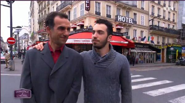 Vos avis et commentaires sur l'hôtel de X et X dans Bienvenue à l'hôtel sur TF1 ( avec leur adresse)