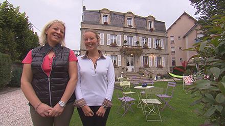 Avis chambres d'hôtes Pauline et Sylvie dans la SOmme de Bienvenue chez nous. / Photo TF1
