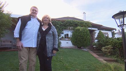 Avis chambres d'hôtes et adresse Béatrice et Michel de Bienvenue chez nous. Crédit photo TF1