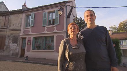 Avis chambres d'hôtes et adresse Anne et Denis de Bienvenue chez nous. Crédit photo TF1