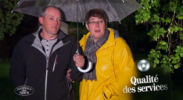 Vos avis et commentaires sur Isabelle et Frederic dans Bienvenue chez nous (avec l'adresse de la maison d'hôtes bretonne)
