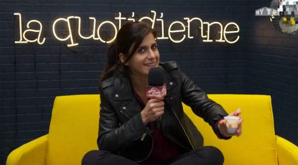 La quotidienne DALS avec Cécile Chlous : nouveau talent du groupe TF1