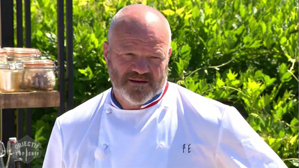 Philippe Etchebest le chef instransigeant d'Objectif Top Chef 2017
