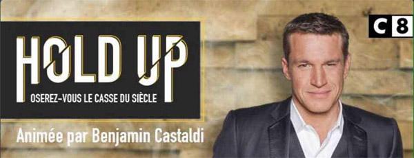 Vos avis et commentaires sur Hold Up le jeu de Benjamin Castaldi sur C8