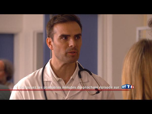 Le médecin n'est pas positif par rapport à l'état de santé de Johanna