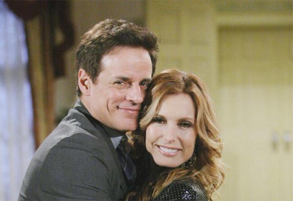 Lauren et Michael les feux de l'amour : leur histoire va-t-elle durer ? / Photo CBS