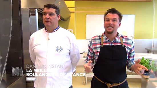 La Normandie dans LMBF qui est la meilleure boulangerie 2016 sur M6 ?