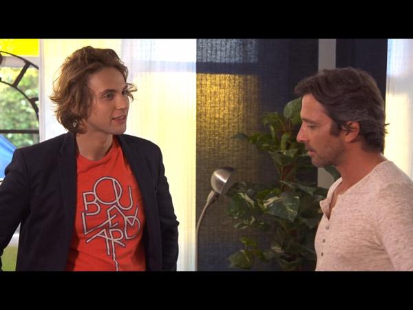Sylvain est de retour dans LMDLA : la love story avec Chloé est-elle finie ?