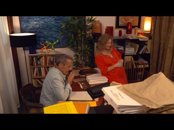 Annette est enceinte de Roger Girard : Chloé sous le choc
