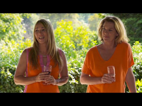 Johanna et Hélène les meilleures amies de nouveau !