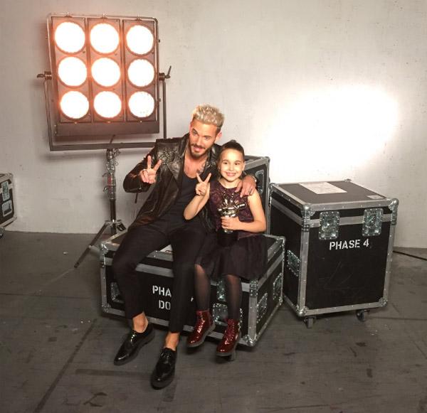 Vos critiques sur Manuela  la gagnante The Voice Kids 2016