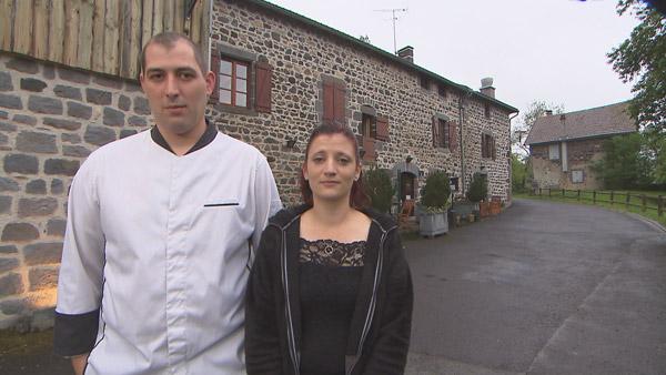 Vos avis et commentaires sur l'auberge de Marie et Nicolas dans Bienvenue à l'hôtel / Photo TF1