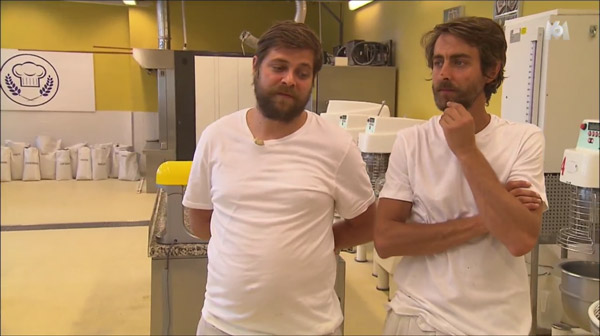 Pierre et Julien quittent la meilleure boulangerie de france