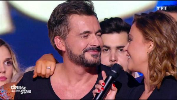 Olivier Minne éliminé de Danse avec les stars 2016 le choc !!