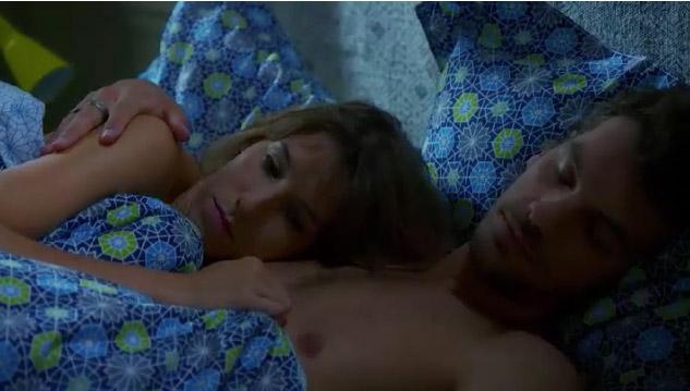 Mitia et Barbara se réveillent ensemble