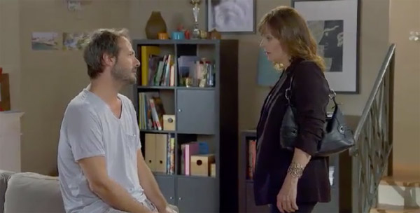 Franck déprime et Blanche ne réussit pas à l'aider