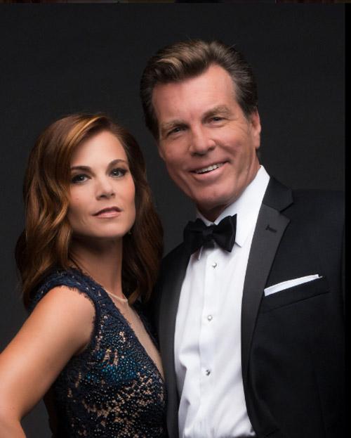 Phyllis et Jack leur relation compliqué après le réveil du coma pour Phyllis / Photo CBS