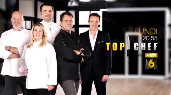 Top Chef 2017  revient sur M6