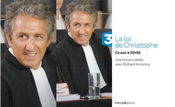 Vos avis et commentaires sur La loi de Christophe sur France 3